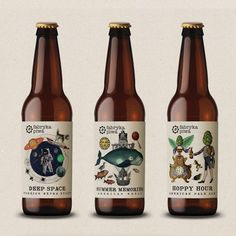 Designs | Beer labels for Fabryka Piwa | Product label contest
