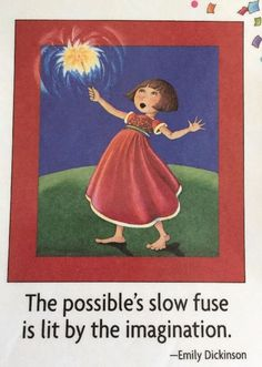 The Possible's Slow Fuse-Handmade Fridge Magnet-ME Artwork
