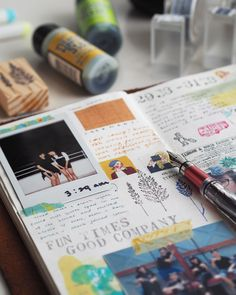 """322 Likes, 6 Comments - elle (@elledespeintures) on Instagram: """"I MISS JOURNALING SM HUHU. IGs are ending in 3 days so I really can't wait!!! Meanwhile, here's a…"""""""