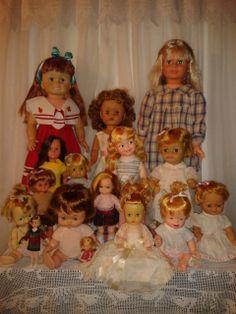 Bonecas Estrela anos 60