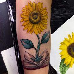 sunflower-tattoo-design-16.jpg (635×636)