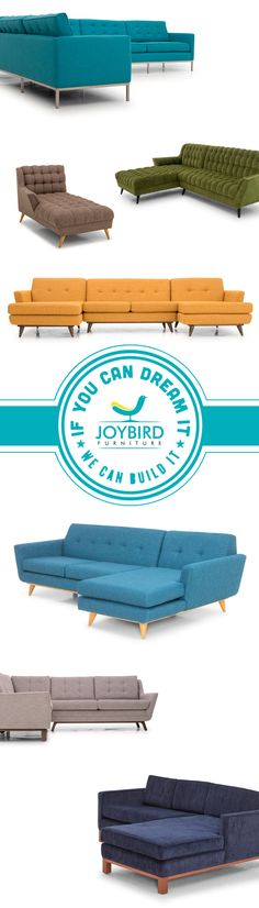 Sectional Sofas by Joybird