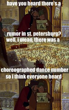 The best scene of Anastasia // funny pictures - funny photos - funny images - funny pics - funny quotes - #lol #humor #funnypictures