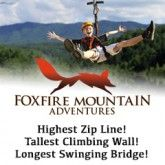 Foxfire Mountain Adventures | Pigeon Forge Attractions | PigeonForge.com