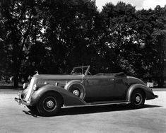 1936-Pierce-Arrow-1601-Convertible-Coupe-Automobile-Factory-Photo-ca8800