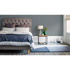 f9689bd3e6e Buy John Lewis Rouen Fabric Covered Bedstead