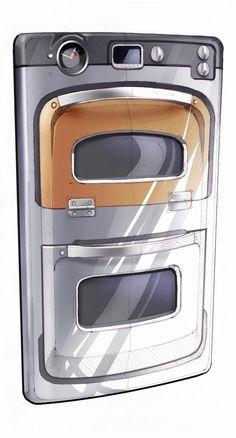 TurboChef DWO by Andy Logan at Coroflot.com