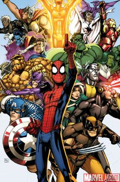 SPIDER-MAN & THE SECRECT WARS #1
