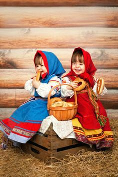 Russian style dresses, slavic shirts, traditional russian costumes for children will make to order any size.