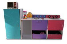 Simple Play Kitchen Renovation