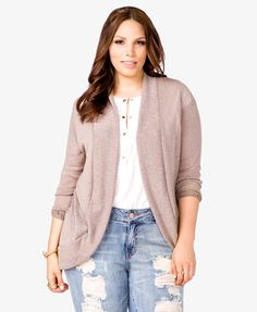 Floral Lace Shawl Cardigan | FOREVER 21 - 2027378740