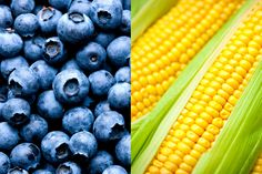 Blueberries and Corn is the Southern Flavor Combo You Didn't Know You Needed