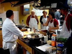 Using a Cooking Class as a Fundraising Event