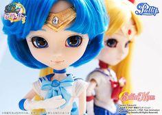 こんにちは、momoです。プーリップ/セーラーマーキュリー&プーリップ/セーラームーンの素敵な追加画像が届きました!プーリップ/セーラーマーキュリー&プーリップ/セーラームーン、美少女戦士が二人揃うと迫力満点です!ポーズを決めて飾ってあげてね☆■Pullip(プーリップ)/ セーラーマーキュリー(Sailor Mercury)  ¥16,000(+税)【グルーヴオンラインショップ】※10月中旬頃発売予定です。http://item.rakuten.co.jp...