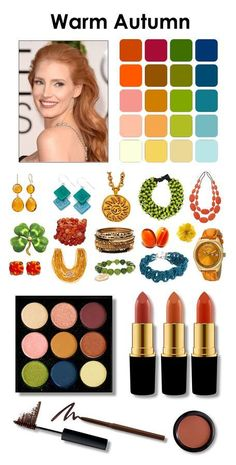 The best dress, make-up and jewelry colors for the 12 color types. Find your board, and see what is flattering you. Look attractive in your best colors!