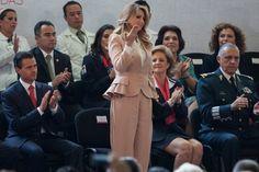 Angélica Rivera, esposa de Enrique Peña Nieto. Foto: Octavio Gómez