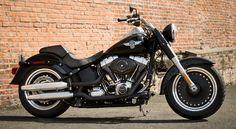 2015 Harley-Davidson® Softail®Fat Boy® Lo Motorcycles Photos & Videos