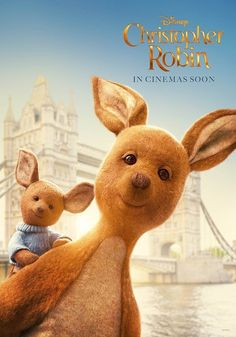 Disney's Christopher Robin director and cast speak about working on the new live-action film and how the wisdom of Winnie the Pooh influenced the movie. Art Disney, Disney Live, Disney Movies, Disney Pixar, 2018 Movies, Netflix Movies, Movies Online, Zootopia 2016, Ewan Mcgregor