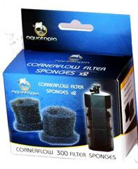 SPONGE CORNER FLOW 300 (2 PCS)  PRICE-6.20 $