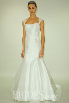 Alyne Wedding Dresses 2014 Bridal Runway Shows | Wedding Dresses Style | Brides.com