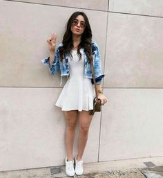 The latest selection of casual fall outfits you can wear everyday this season. More outfit ideas curated every week just for you. Cute Dresses, Casual Dresses, Casual Outfits, Cute Outfits, Kohls Dresses, Dresses Dresses, Summer Dresses, Spring Outfits, Girl Outfits