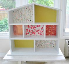 DIY - 18 Pomysłów na domek dla lalek.