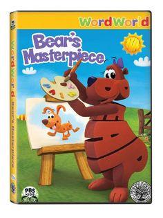 WordWorld: Bear's Masterpiece WordWorld http://www.amazon.com/dp/B002SEQ938/ref=cm_sw_r_pi_dp_An.sxb02W6A02