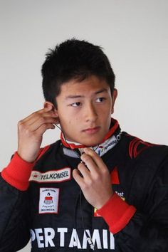 Rio Haryanto GP3