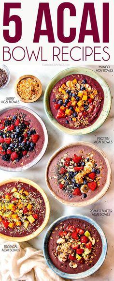 Healthy Recipes, Healthy Snacks, Healthy Eating, Easy Recipes, Healthy Cooking, Acai Healthy, Cooking Tips, Whole30 Recipes, Sweet Recipes