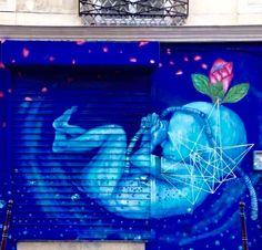 by Sack in Paris - from Global Street Art (LP)