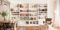 Despídete del desorden para siempre en casa con estos sencillos pero eficaces trucos de expertos del orden, decoradores y estilistas de El Mueble