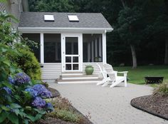 Screened Porches - traditional - Porch - Other Metro - Archadeck of Nova Scotia