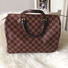 Louis Vuitton Speedy 30 Demier Ebene