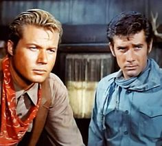 Laramie Tv Series, Robert Fuller Actor, Tv Westerns, John Smith, Old Tv Shows, Good Ole, Baby Grows, Classic Tv, Real Men
