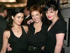 Ziva, Jenny, and Abby: I really liked Jenny's character, it's sad they wrote her out.