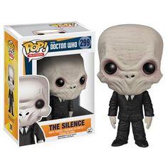 Doctor Who Pop! Vinyl Figure The Silence