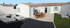 Holiday home, Il de Re, west France, wheelchair accessible 3 bedrooms