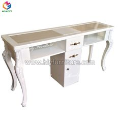 Source Wholesale used spa white manicure table on m.alibaba.com