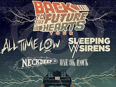 ck to the Future Hearts Tour with All Time Low, Sleeping with Sirens, Neck Deep and One OK Rock - October 15th at the Brady Theater in Tulsa, OK! Enter to win tickets plus a merch pack and signed set list from All Time Low! Enter once a day for your best chance to win! See you in Tulsa 10/15
