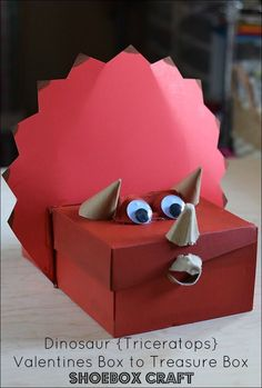 valentine box for boy idea 46