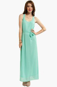 Gabriella Maxi Dress $52 at www.tobi.com
