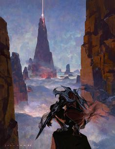 Zed League Of Legends, League Of Legends Characters, Fantasy Art Landscapes, Fantasy Landscape, Lol Champ, Samurai Wallpaper, Deadpool Wallpaper, Death Knight, Art Station