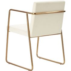Shop Rouka White Velvet Chair. Designed By Jannis Ellenberger, The Rouka  (which Means
