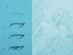 Sketch Book: Desenhando Mangá - Olhos