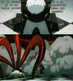 Tokyo ghoul e Naruto Otaku Anime, Anime Meme, Anime Naruto, Sasunaru, Boruto, Naruto Shippuden Sasuke, Humor Otaku, Best Memes, Funny Memes