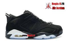 """Air Jordan 6 Retro low """"chrome"""" - Chaussures Basket Jordan Pas Cher Pour Homme…"""