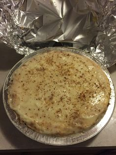 RUM chata cheese cake makes 2 / creamcheese  4 boxes 32 oz., soften 1 1/2 cups of sugar 3/4 cup rum chata 1 cup sour cream  1/4 cup rice flour/ gluten free 1 tablespoon vanilla four eggs, separate mix in yolks, beat whites to fold in last. bake 325 o 40 -50 minutes TIPS: let cool in oven slowly(at least another hour) to prevent major cracking .
