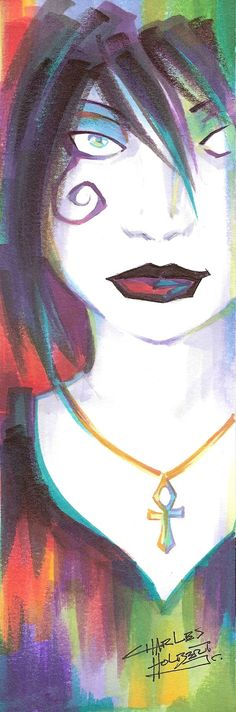 marker : Color of Death by KidNotorious.deviantart.com