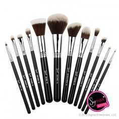 Essential Kit – Mr. Bunny - $178.00 - In stock - The Bunny Collection featuring all synthetic brushes was specially designed to deliver a perfect makeup application. This kit contains 12 brushes from our best-selling Essential Kit that utilize the Sigmax HD filament. The brushes come in an innovative and functional container that turns into two brush holders to keep you stylish, organized and vegan-friendly!