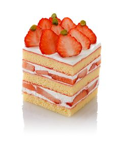 Gateau aux fraises @ 御影高杉 (Japan) ♥